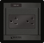 Blue Sea 1479 120V AC Dual Outlet