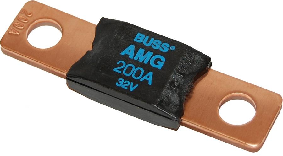 Blue Sea Systems 200 Amp Mega Fuse P N 5105