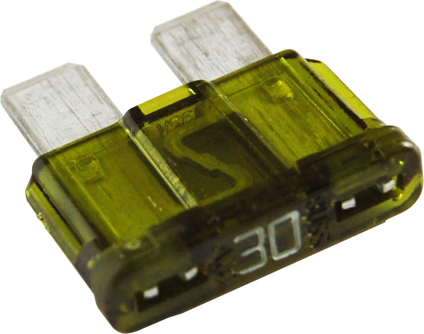 New Quality Automotive Cartridge Fuse 30 Ampere