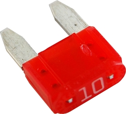 Blue Sea 5271 ATM fuses 10 Amp (2 per pack)