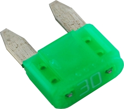Blue Sea 5274 ATM fuses 30 Amp (2 per pack)