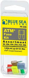 Blue Sea 5286 ATM Fuse Kit