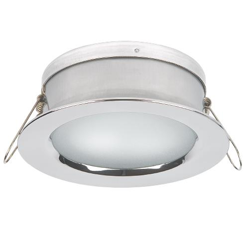 Imtra ILIM65101 A105 PowerLED, 10-40VDC, Polished SS,Cool White, 4.7W,