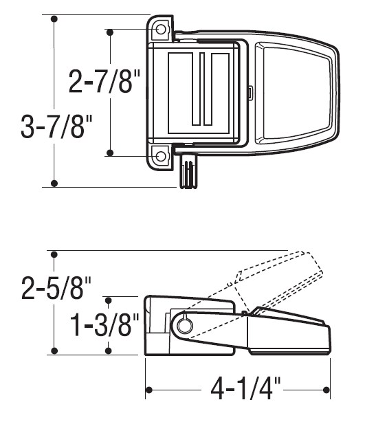 attwood automatic float switch 12v 24v