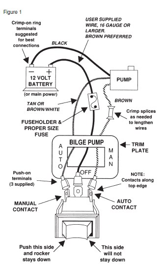 ATT 7615 3 1 attwood 2 way on off bilge pump switch attwood bilge pump wiring diagram at creativeand.co