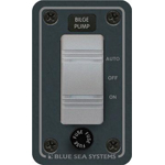 Blue Sea 8263 Waterproof Bilge Pump Control Panel 12 Volts DC