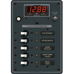 Blue Sea 8401 DC Panel with Multimeter