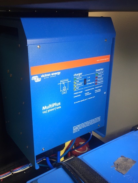 MultiPlus Inverter/Charger