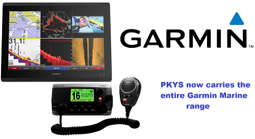 PKYS carries Garmin