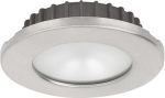 ILIM31308 Hatteras PowerLED*, 10-30VDC Brushed Stainless Finish, Warm Lens