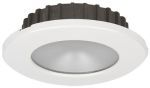 ILIM31316 Hatteras PowerLED*, 10-30VDC White Finish, Cool Lens
