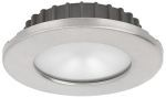 ILIM31318 Hatteras PowerLED*, 10-30VDC Brushed Stainless Finish, Cool Lens