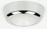 Sigma ILIM32400 Surface Mount LED ceiling light - warm white - polished finish