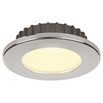 ILIM31307 Hatteras Power LED, 10-30VDC (Screw Mount) Stainless Finish, Warm Lens