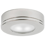 ILIM31421 Hatteras Power LED w/Base, Stainless Finish, Red Lens