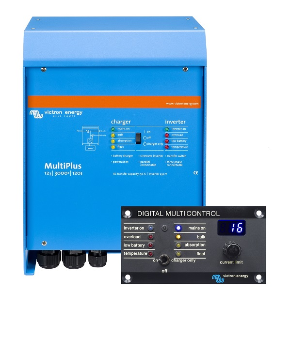 Victron Multi-Plus inverter charger