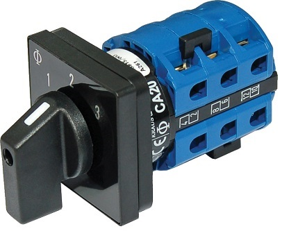 Blue Sea Systems Ac Rotary Transfer Switches