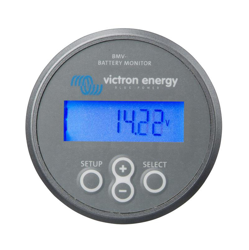 Victron Energy BMV 600HS High Voltage Precision Battery