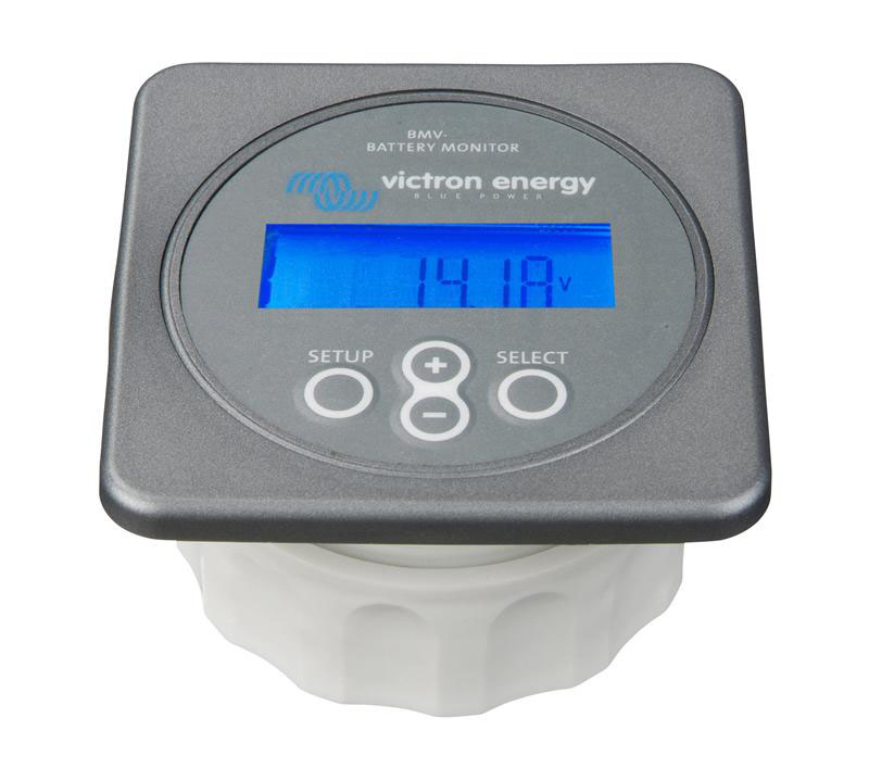 Marine Battery Meter Monitors : Victron energy bmv precision battery monitor