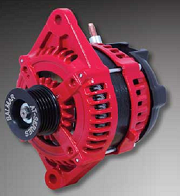 The new AT-Series range of high power alternators