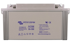 Victron Energy 12V/130Ah AGM Deep Cycle Battery