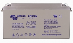 Victron Energy 12V/165Ah AGM Deep Cycle Battery