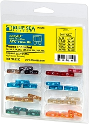 Blue Sea 5290 Easy ID Fuse Kit