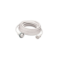 Hubbell 61CM08W 50 Foot Cordset 30A White