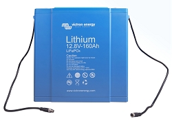 Victron Smart Lithium Iron Phosphate Battery 12.8 Volt 160 Ahr