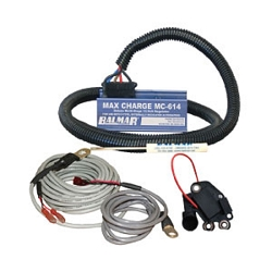 Balmar MC-614-VL-01 External Regulator Conversion Kit with MC-614-H regulator -  for Valeo 120A/12V Alternators