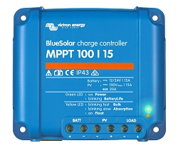 Victron Energy MPPT 100/15 Solar Charge Controller