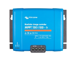 Victron Energy BlueSolar MPPT150/100-Tr Solar Charge Controller