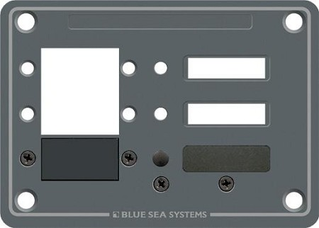 Blue Sea Systems 8088 Dc Panel 3 Pos C Series Cb