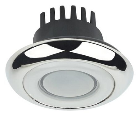 Imtra ILIM70631 Yukon LED, 10-30VDC S.S. Finish