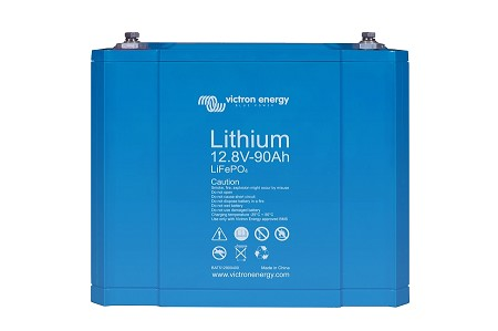 Victron  LiFePO4 Lithium Iron Phosphate Battery 12,8 Volts 90 Ah  BMS