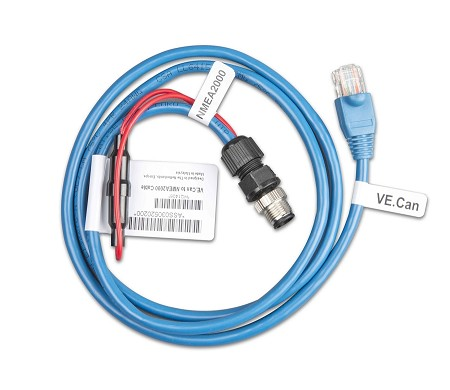 Victron VE.Can to NMEA2000 micro-C male adaptor