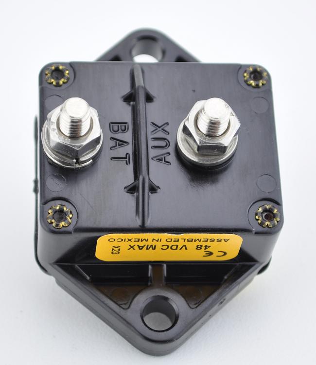 Blue Sea Systems 7081 30 Amp Circuit Breaker Panel Mount 285 Series