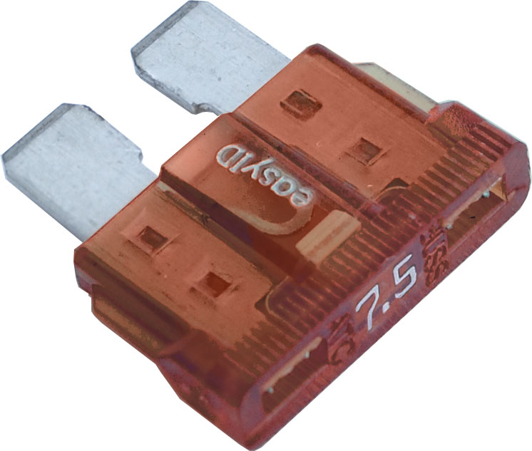 Blue Sea 5293 Easy ID Fuse 7.5 Amp