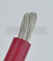 Ancor 112510 Marine Tinned Battery Cable 6 awg Red - 100 ft roll