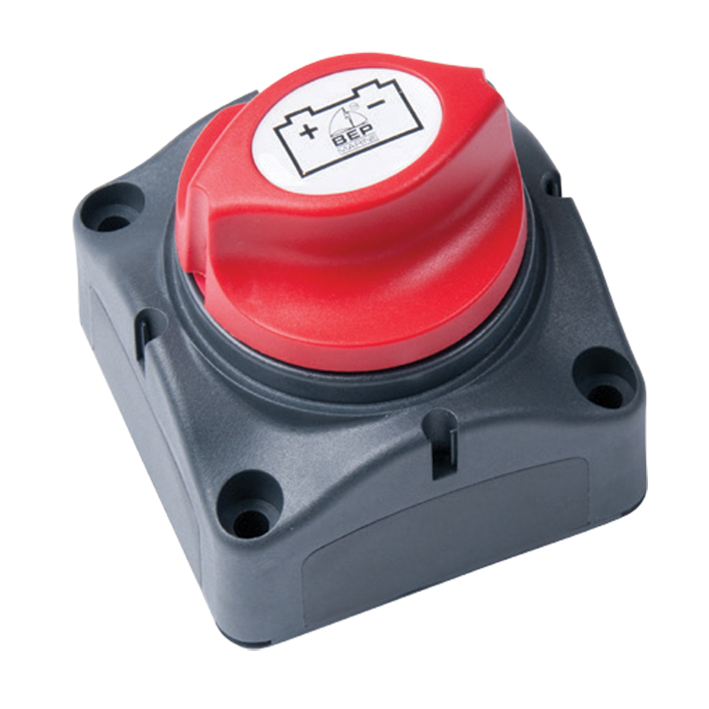 BEP 701 Contour Battery Disconnect Switch - 275A Continuous