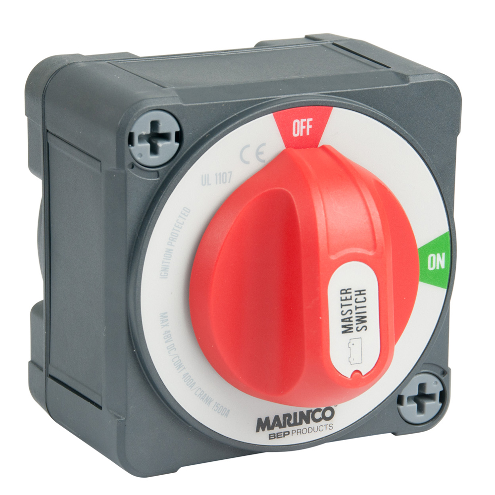 Bep Pro Installer 400a Ez Mount On Off Battery Switch Mc10