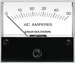 Blue Sea 9630 Ammeter AC 0-50A + Coil