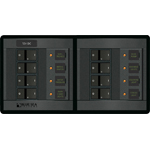 Blue Sea 1225 Modular 360-Series DC Panel 8 position