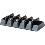 Blue Sea 2504 Terminal Block, Individual 4 circuit 30A
