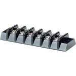Blue Sea 2506 Terminal Block, Individual 6 circuit 30A
