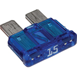Blue Sea 5242 ATO/ATC 15A Fuse (2 Pack)