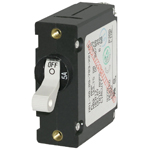 Blue Sea 7202 Single Pole Circuit Breaker 5 Amps White