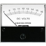 Blue Sea 8003 Voltmeter DC 8-16V