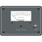 Blue Sea 8015 Panel 8-16VDC 3 Bank Analog