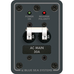 Blue Sea 8077 AC Panel Main 120VAC 30A